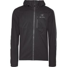 Arc'teryx Squamish - Chaqueta Hombre - negro